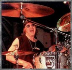 Jan Paice Drummer